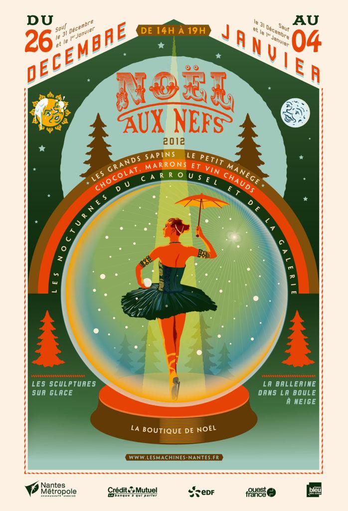noel aux nefs 2018 Noël aux Nefs   Programmation culturelle   Les Machines de l'île noel aux nefs 2018
